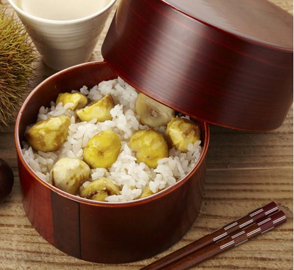 Kurigohan (riz aux châtaignes)