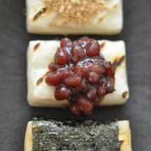 11 sanshoku mochi