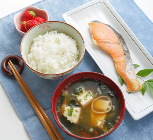Healthy Japanese Breakfast Recipe Japan Centre