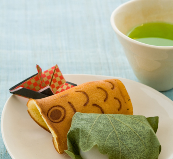 Children's Day Wagashi Sweets