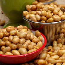 1269 roasted soy beans