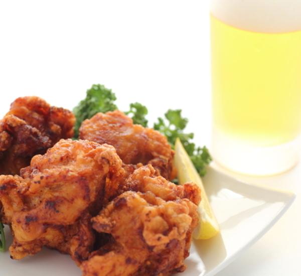 Karaage Kimchi Chicken