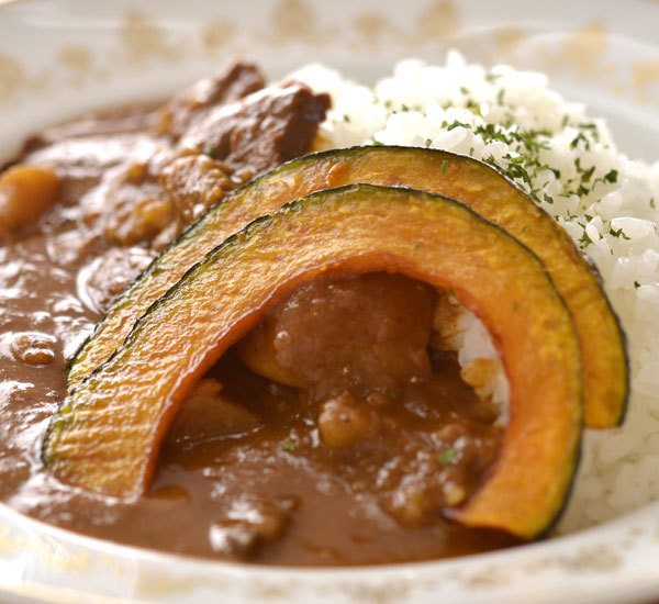 Kabocha Pumpkin Curry