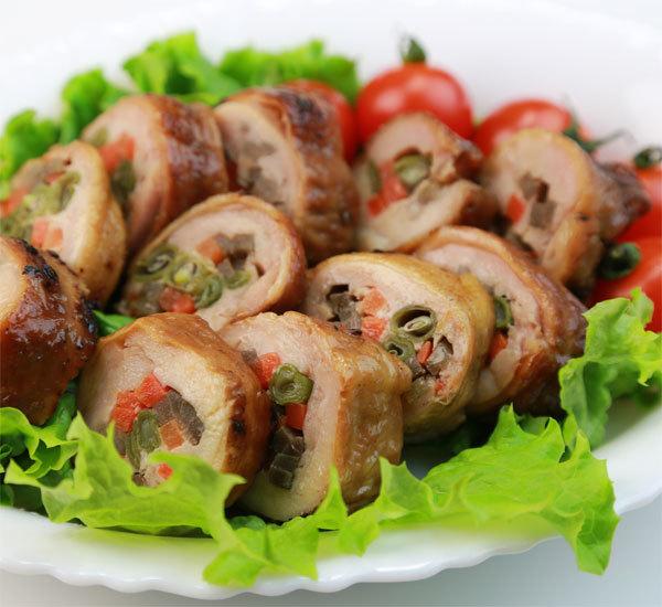 Teriyaki Chicken Roll Recipe Japan Centre