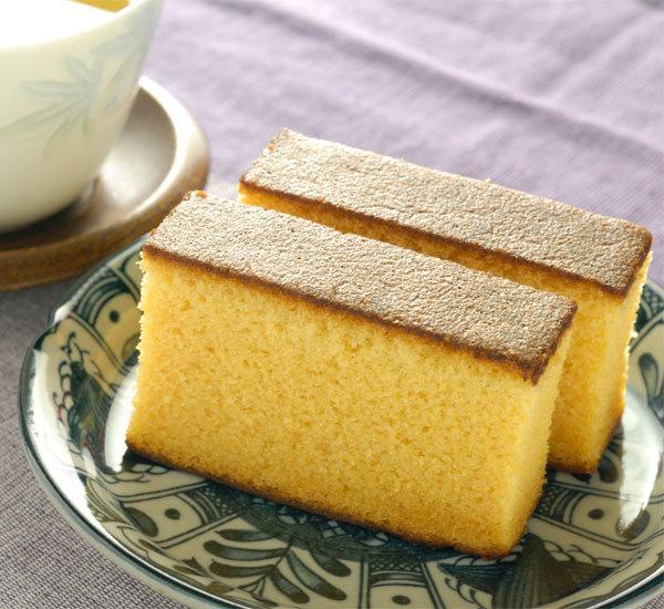传统卡斯特拉海绵蛋糕