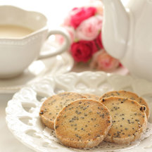 Sesame biscuits