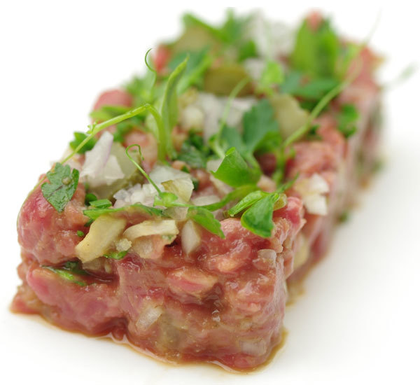 Filet Beef Tartare In Sake