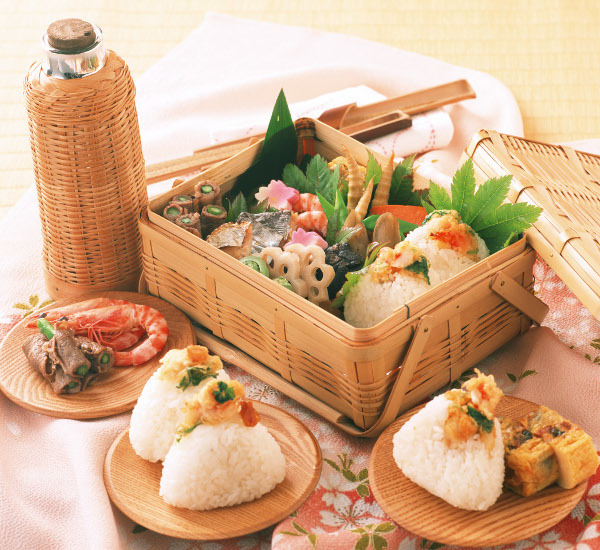 Spring bento recipe japan centre forumfinder Choice Image