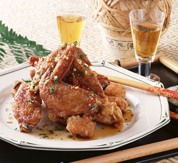 Tebasaki Japanese Style Chicken Wings