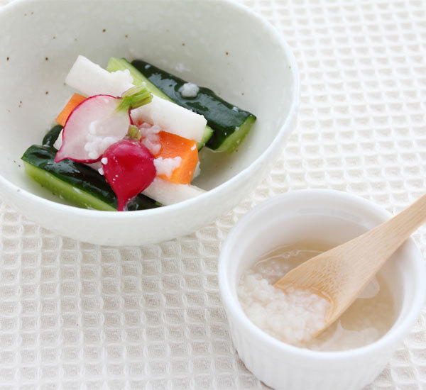 Shio Koji Asazuke Assorted Vegetable Pickles