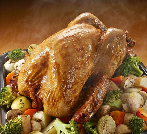 Ugnsrostad kyckling med shio koji