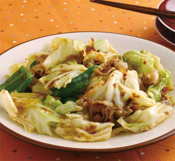 Miso hoikoro japanese pork and cabbage stir fry recipe japan centre miso hoikoro japanese pork and cabbage stir fry forumfinder Choice Image