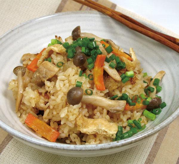 日式味噌杂煮饭