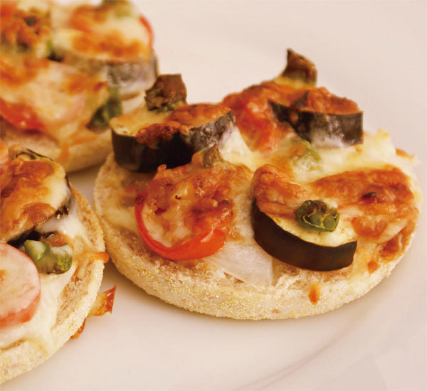 Individual Mini Pizzas With Miso Recipe Japan Centre