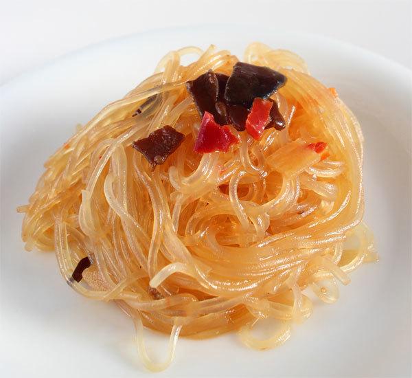 Mabo Harusame Mung Bean Noodle Stir Fry