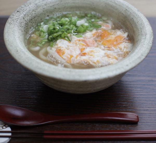Tamago Toji Handmade Udon in Egg Drop Noodle Soup