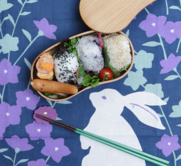Onigiri Rice Ball Bento Box