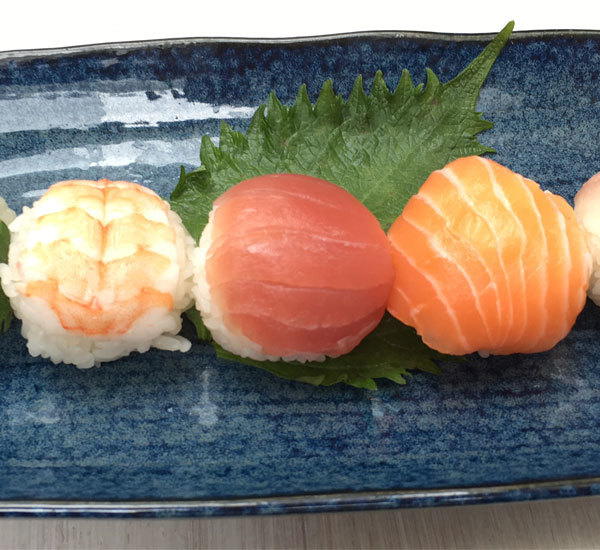 Kyoto-Style Temari Sushi