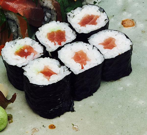 Hoso Maki Thin Sushi Roll