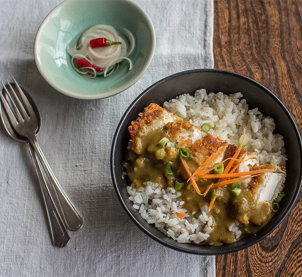 Tofu Katsu Curry Recipe Japan Centre