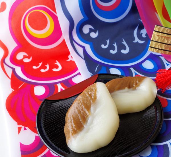 北海道名物べこ餅