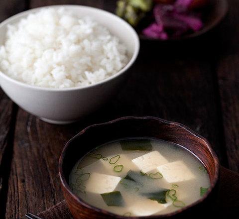 2 original miso soup