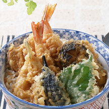 354 tendon tempura bowl