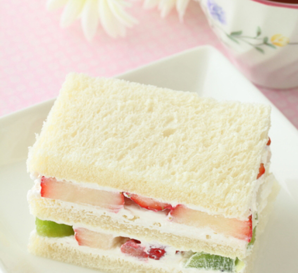 Japanese Summer Sandwiches
