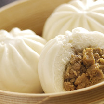 Photo steamed meat buns nikuman
