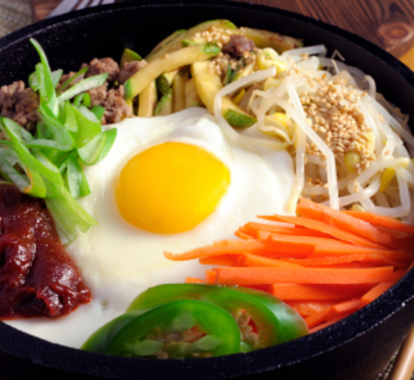 Bibimbap Korean Hot Pot Recipe Japan Centre