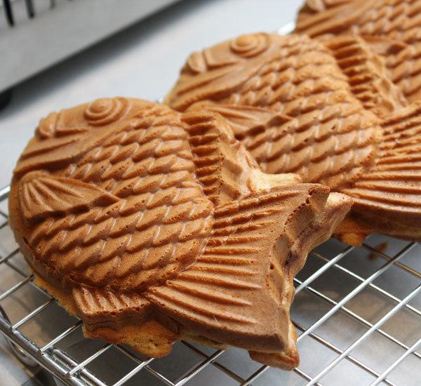 Taiyaki Cakes