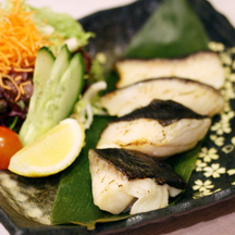 Photo black cod miso