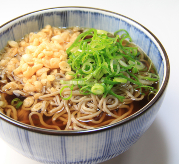 New Year Soba (Toshikoshi Soba)