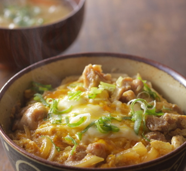 Oyakodon Chicken And Egg Rice Bowl Recipe - Japan Centre