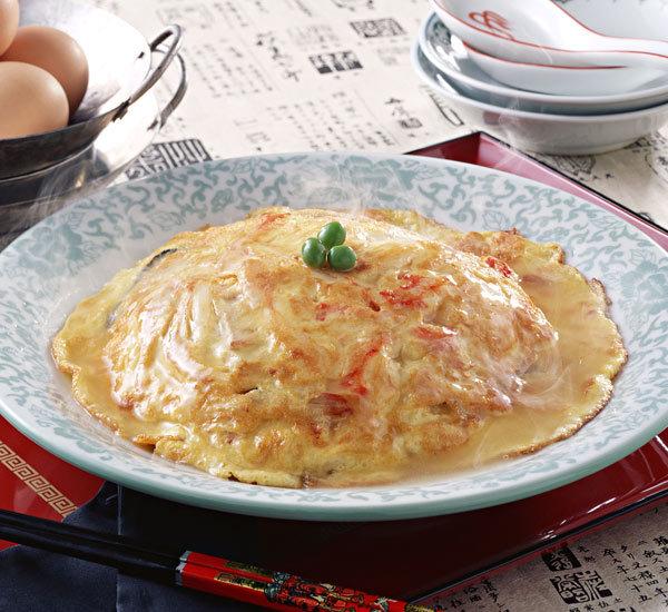 Donburi à l'omelette (tamago donburi)
