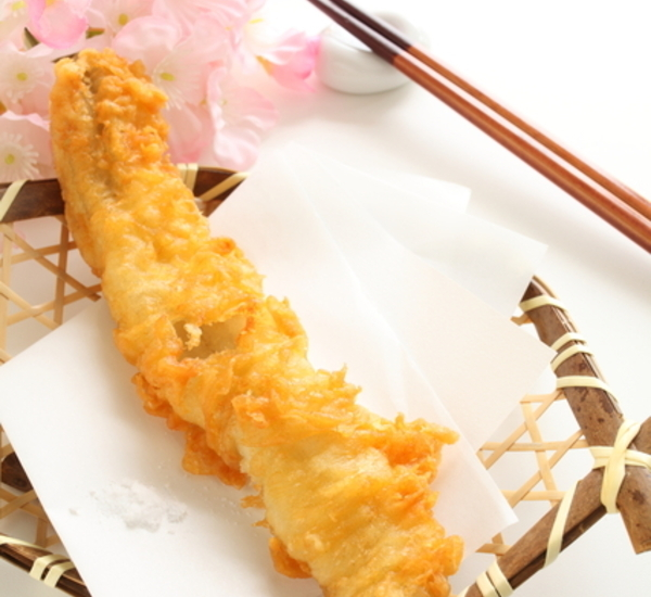 Tempura Cod And Sweet Potato Chips Recipe Japan Centre
