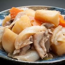 57 nikujaga stew