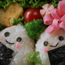 581 beautiful bento