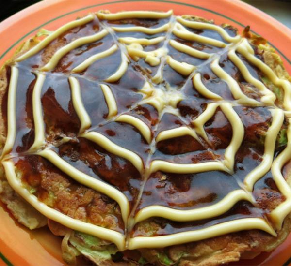 Halloween Ominous Okonomiyaki