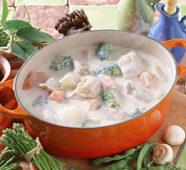 Japanese Cream Stew