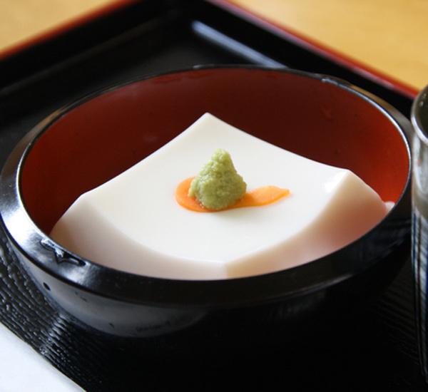 Tofu di sesamo