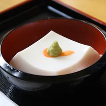 637 goma sesame tofu
