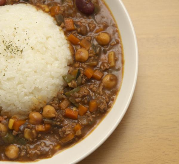 Curry al Natto