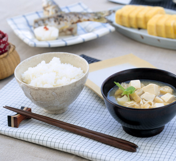 Dieting With Traditional Japanese Meals