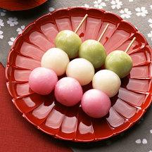 693 three colour dango