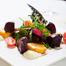 713 beetroot salad yuzu