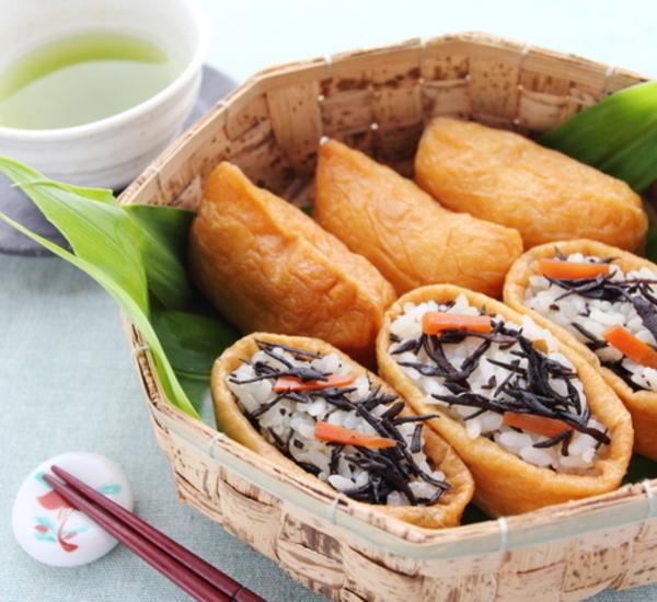 Inari Sushi: 3 varianti