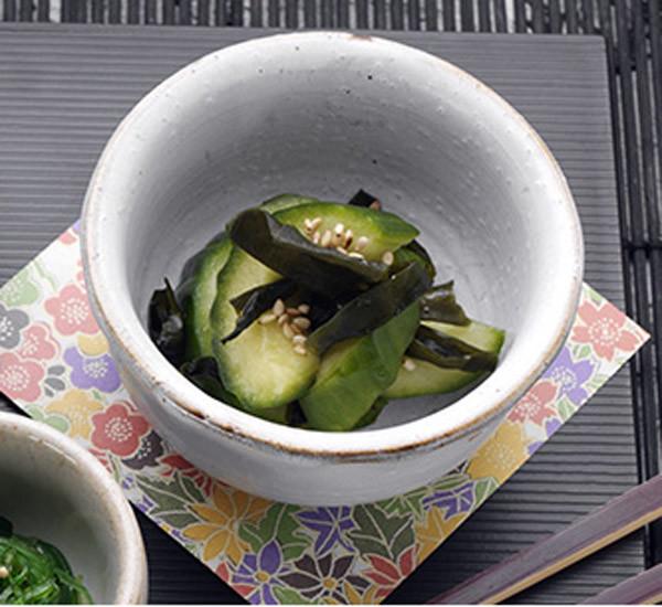 Vinegared Cucumber Salad