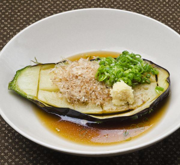 Yaki Nasu Grilled Aubergine
