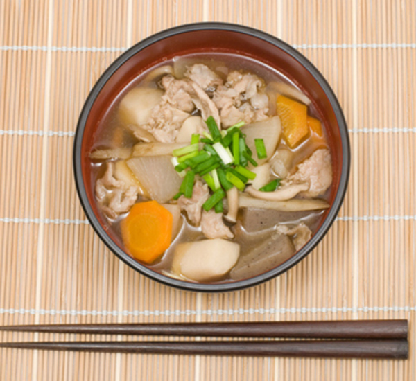 Tonjiru Pork Soup